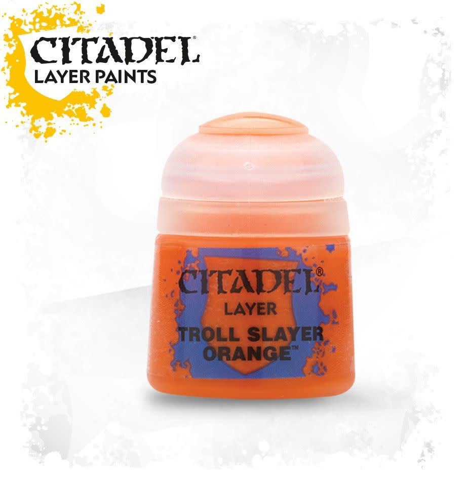Citadel Paint Layer: Troll Slayer Orange
