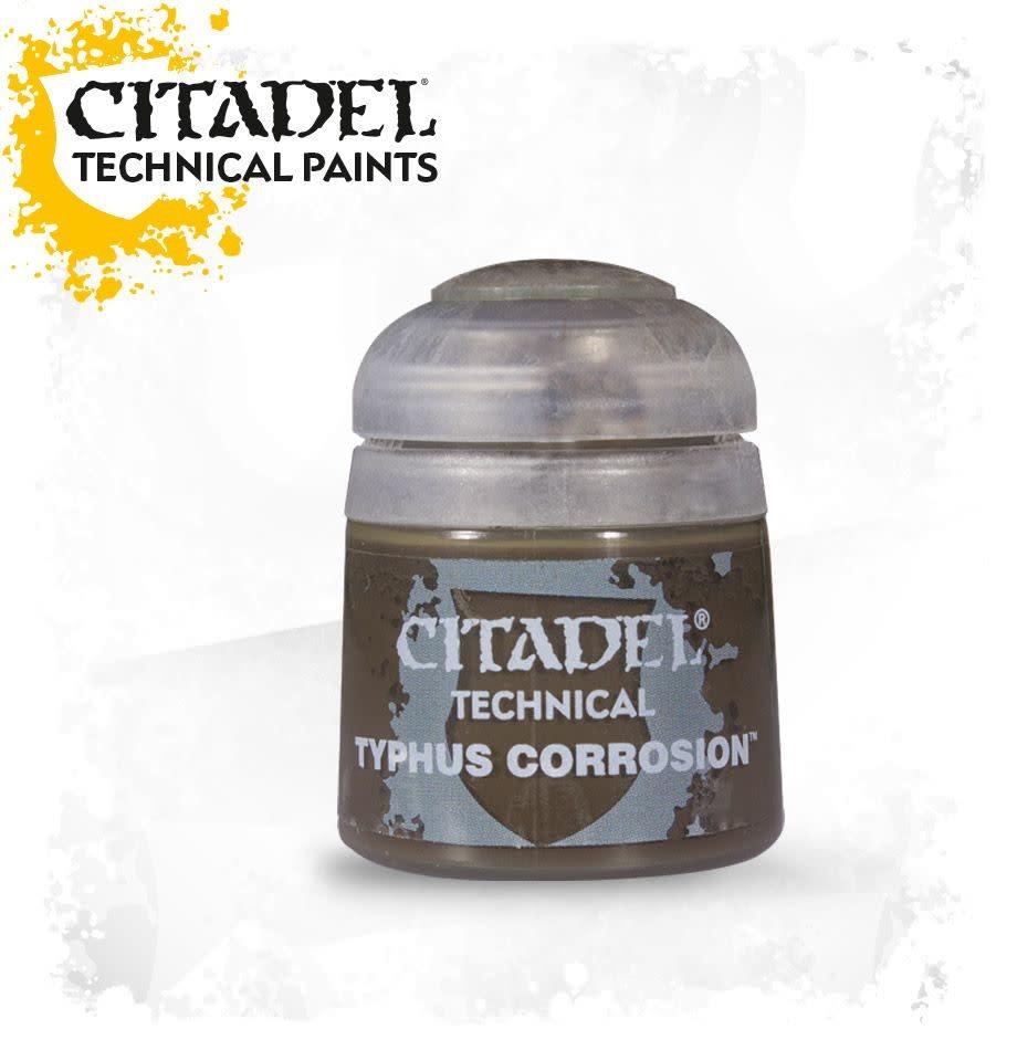 Citadel Paint Technical: Typhus Corrosion