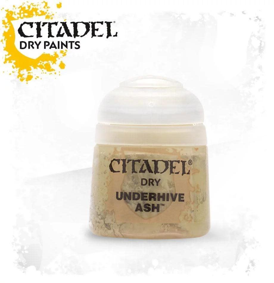 Citadel Paint Dry: Underhive Ash