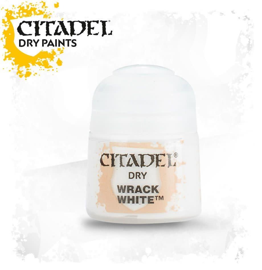 Citadel Paint Dry: Wrack White