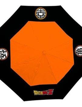 Dragon Ball Z Goku Symbols Umbrella