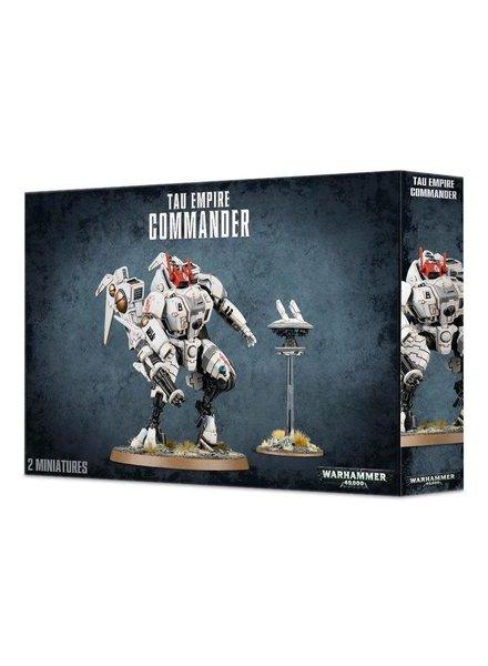 T'au Empire: Commander