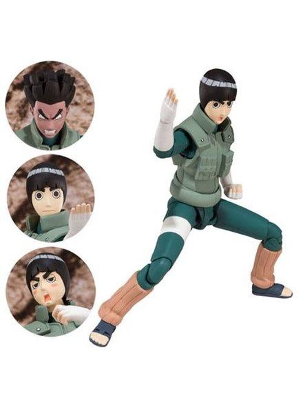 Figuarts Naruto Shippuden SH Figuarts Figure: Rock Lee