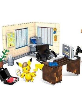 Mega Construx Mega Construx Pokemon: Detective Pikachu Office