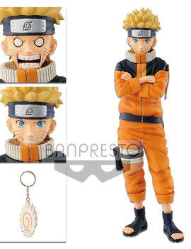 BanPresto Naruto Grandista Figure: Shinobi Relations Uzumaki Naruto