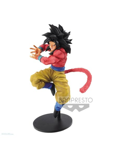 Dragon Ball GT Son Goku Figure 10x Kamehameha Statue