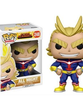 Funko POP! All-Might #248