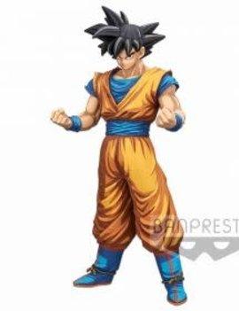 BanPresto Dragon Ball Z Grandista Manga Dimensions Figure: Son Goku #2