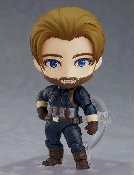Good Smile Nendoroid DX: Captain America (Infinity War)
