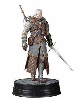 Dark Horse The Witcher 3: Wild Hunt Geralt Grandmaster Ursine Figure