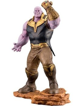 Avengers: Infinity War Thanos 1:10 Scale ARTFX+ Statue
