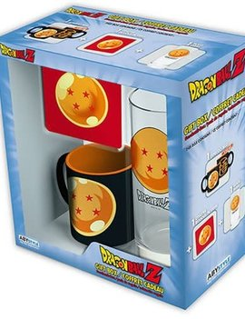 Dragon Ball Z 3-Pack Drinkware Gift Set
