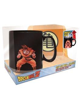 Dragon Ball Z Goku Heat-Change Mug and Coaster Gift Set