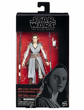 Hasbro Star Wars Black Series: Rey (Jedi Training)
