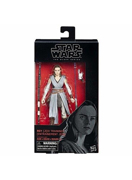 Hasbro Star Wars Black Series: Rey (Jedi Training)