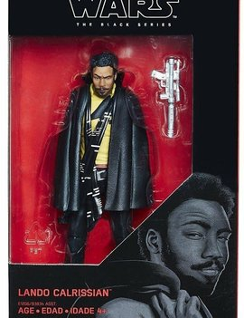 Hasbro Star Wars Black Series: Lando Calrissian