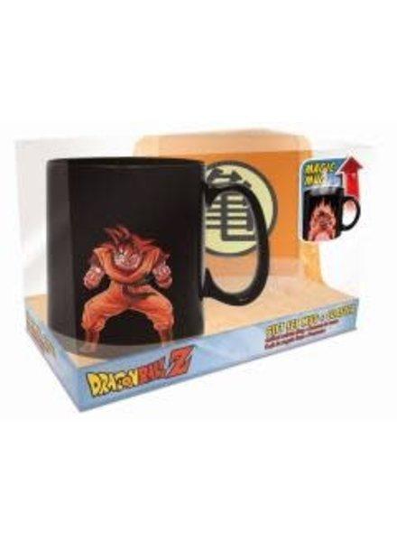 Dragon Ball Z Saiyans and Cyborgs Mug and Coaster Gift Set