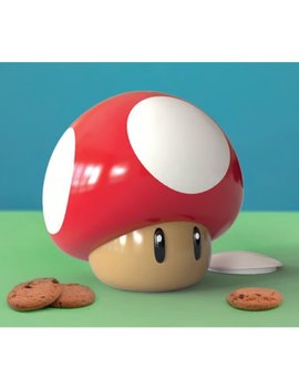 Paladone Super Mario: Mushroom Cookie Jar