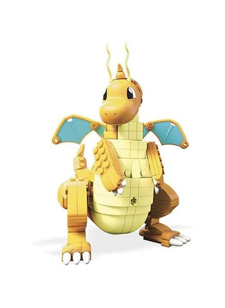 Mega Construx Pokemon: Dragonite vs Togetic