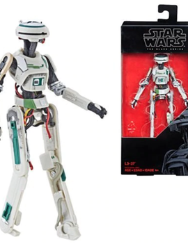 Hasbro Star Wars Black Series: L3-37