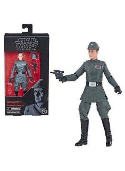 Hasbro Star Wars Black Series: Admiral Piett [EE Exclusive]