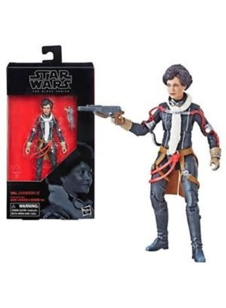 Vandor - 1 Star Wars Black Series Figurine-VAL