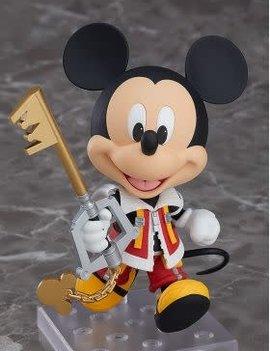 Good Smile Nendoroid: King Mickey (KH2)