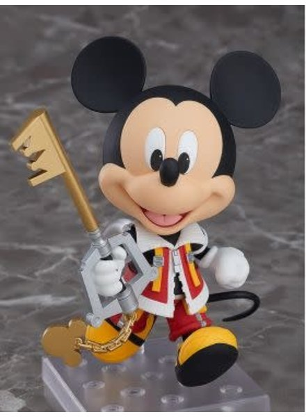 Good Smile Nendoroid King Mickey Kingdom Hearts II