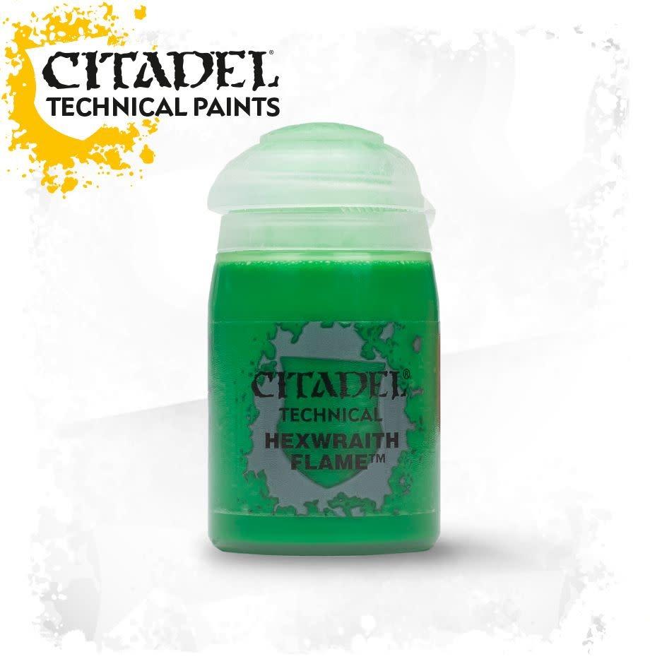 Citadel Paint Technical: Hexwraith Flame