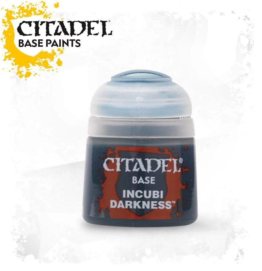 Citadel Paint Base: Incubi Darkness