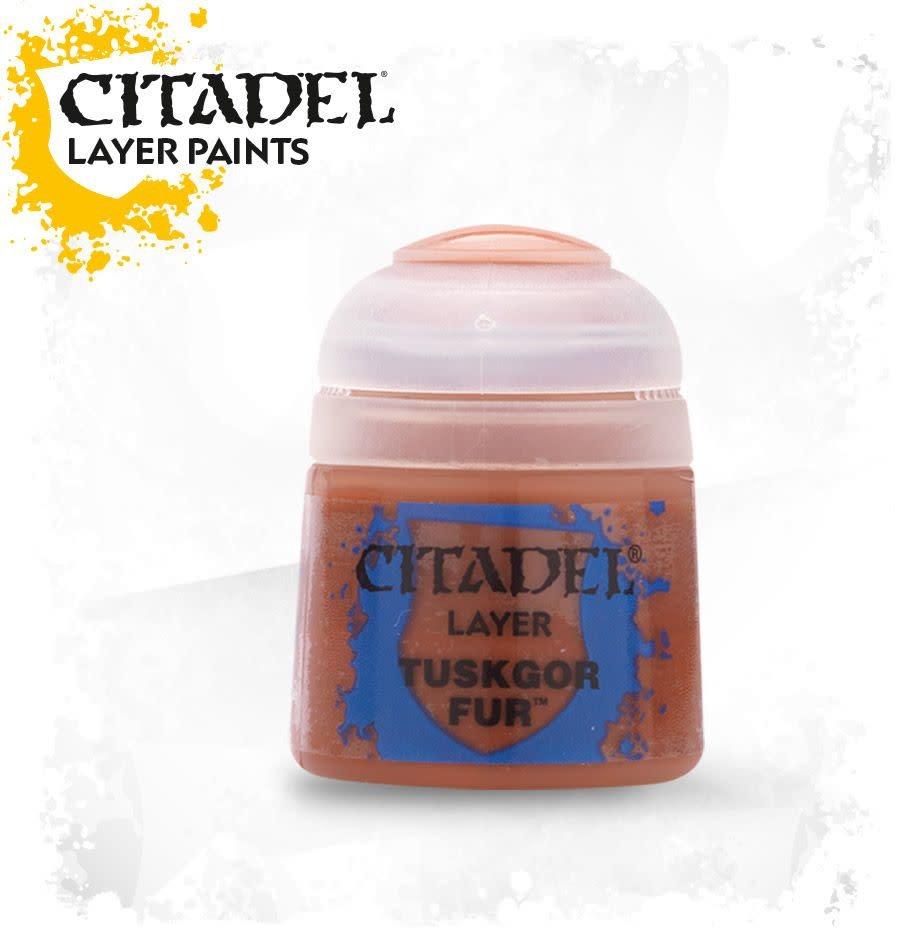 Citadel Paint Layer: Tuskgor Fur