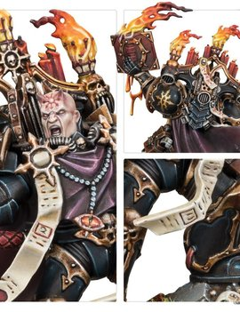 Chaos Space Marines: Dark Apostle