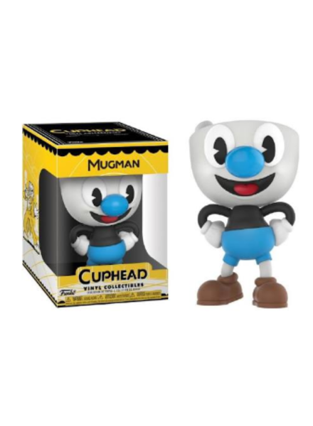 Funko Cuphead Mugman Vinyl Figure