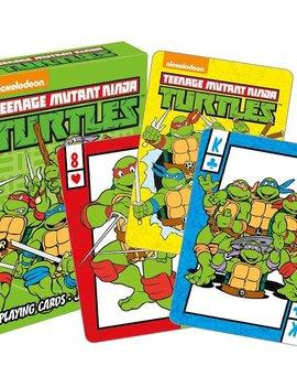 Viacom International Teenage Mutant Ninja Turtles Retro Playing Cards