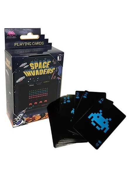 Paladone Space Invaders Playing Cards