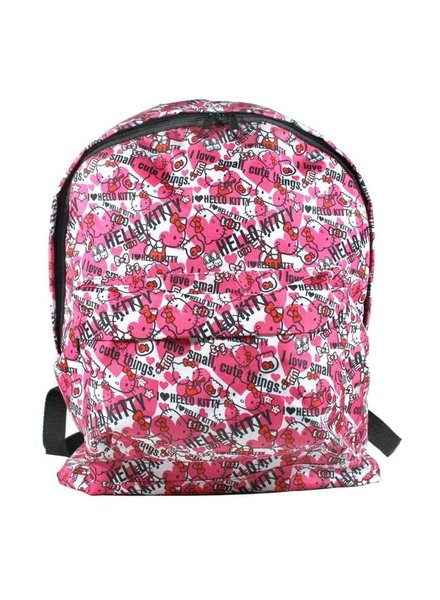 Eikoh Hello Kitty Backpack School Bag - Pink