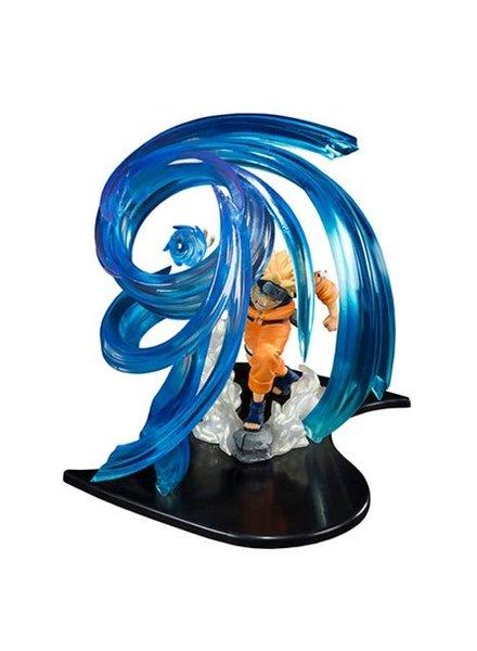 Figuarts Naruto Shippuden SH FiguartsZero Figure: Naruto Uzumaki Rasengan Kizuna Relation