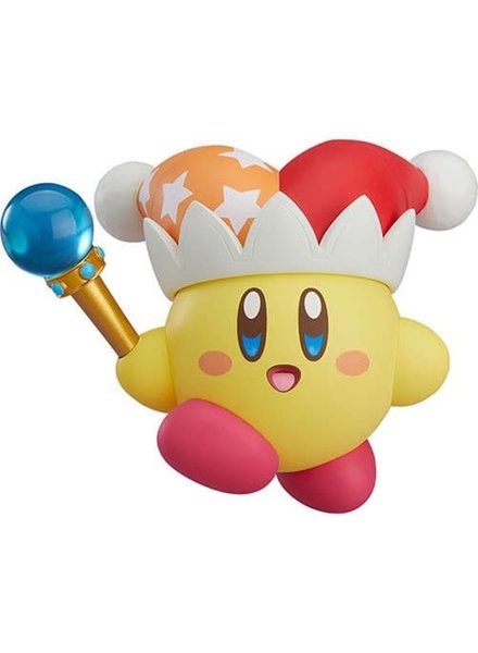 Good Smile Kirby Beam Kirby Nendoroid Action Figure