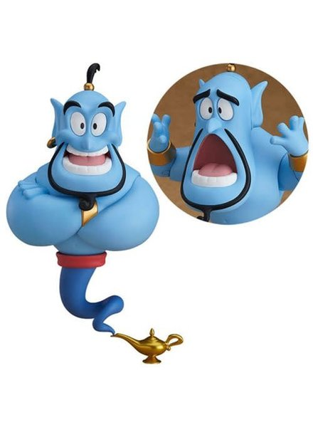 Good Smile Aladdin Genie Nendoroid Action Figure