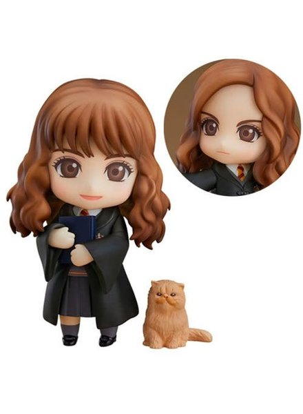 Good Smile Harry Potter Hermione Granger Nendoroid Action Figure