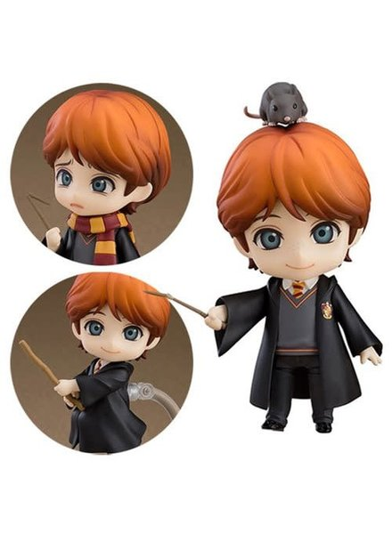 Good Smile Harry Potter Ron Weasley Nendoroid Action Figure