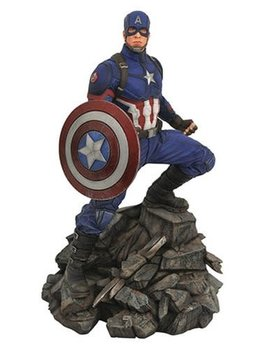 Diamond Select Marvel Premier Avengers: Endgame Captain America Resin Statue
