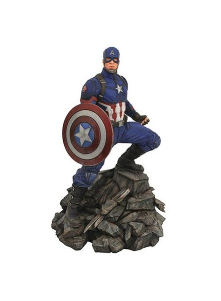 Diamond Select Marvel Premier Avengers: Endgame Captain America Resin Statue