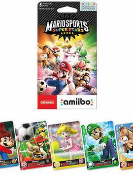 Amiibo Cards - Mario Sports Superstars
