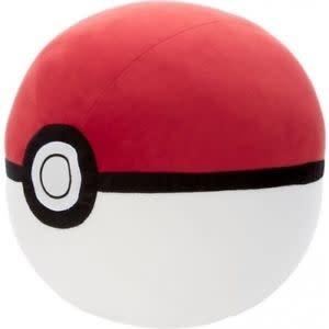 "Pokemon Mocchi Mocchi Giant PokeBall 16"" Plush"