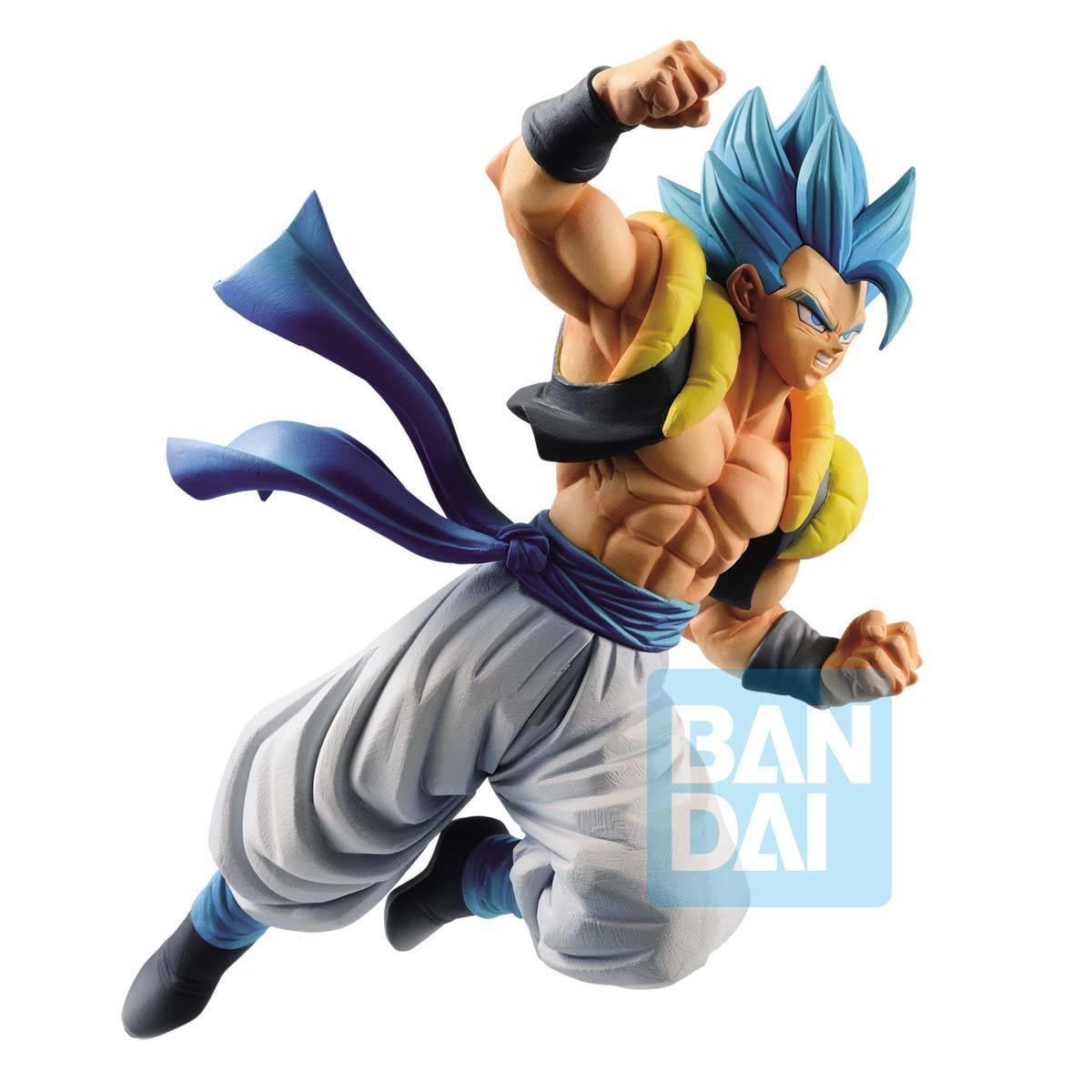 BanPresto Dragon Ball: Super Saiyan God Super Saiyan Gogeta Z-Battle Figure