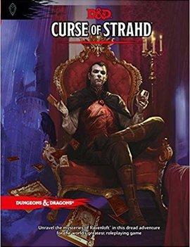 WizardsOfTheCoast D&D ADVENTURE: CURSE OF STRAHD
