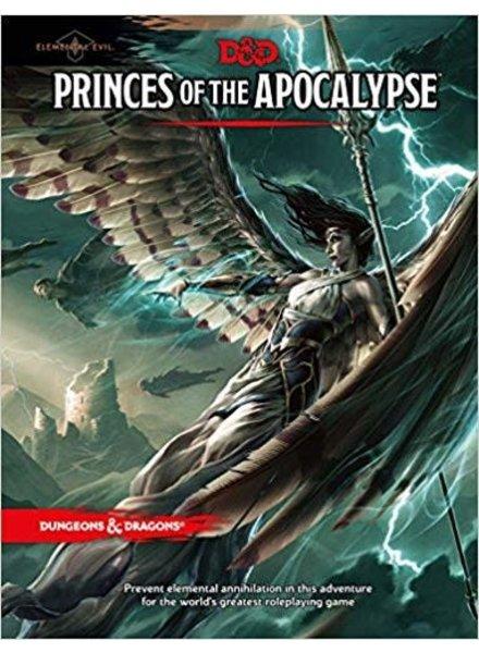 D&D 5E Adventures Princes of the Apocalypse