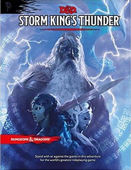 WizardsOfTheCoast D&D 5E Adventure: Storm King's Thunder