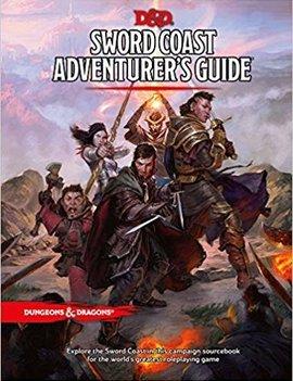 WizardsOfTheCoast D&D 5E Adventure: Sword Coast Adventurer's Guide